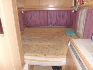 Prodej karavanu s chatkou 10