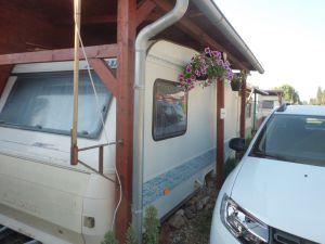 Prodej karavanu s chatkou 2