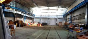 Sklad / výroba 730 m2, přízemí, Praha 5 2