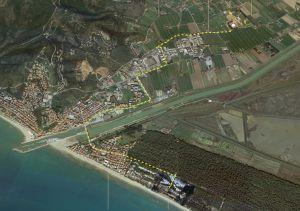 Pozemek pro výstavbu v Itálii v Toskánsku na moři. 4