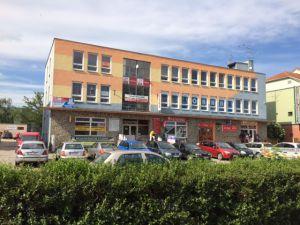 komerční prostory pronájem Svatoplukova 519 Veselí nad Moravou