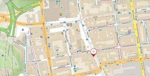 Pronájem 1+1, 36m², kompletně rekonstruovaného bytu, Praha 5 - Anděl, u OC Zlatý Anděl, Ev.č.: ARS00019A 14