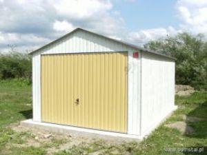 Plechové garáže v AKCI - v ceně doprava a montáž 5