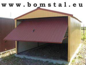 Plechové garáže v AKCI - v ceně doprava a montáž 4