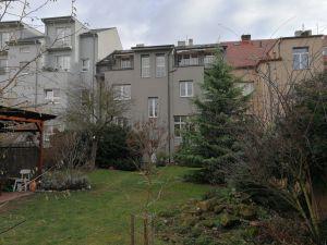 Prodej bytu po rekonstrukci s krásnou zahradou v Plzni, příp. výměna za RD 12