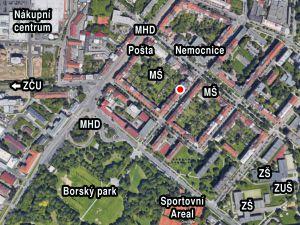 Prodej bytu po rekonstrukci s krásnou zahradou v Plzni, příp. výměna za RD 14