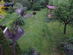 Prodej bytu po rekonstrukci s krásnou zahradou v Plzni, příp. výměna za RD 11