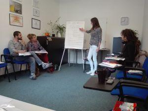Inzerát Útulná variabilní školící místnost na Vinohradech k pronájmu 3