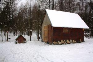 Chaty se zahradou 3071 m2  ve Výnězdě u Omleničky okr. Český Krumlov 2