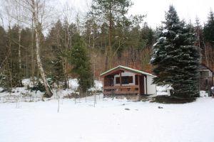 Chaty se zahradou 3071 m2  ve Výnězdě u Omleničky okr. Český Krumlov 5