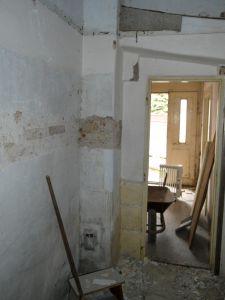 Rodinný domek v rekonstrukci – Zadní Třebaň 3