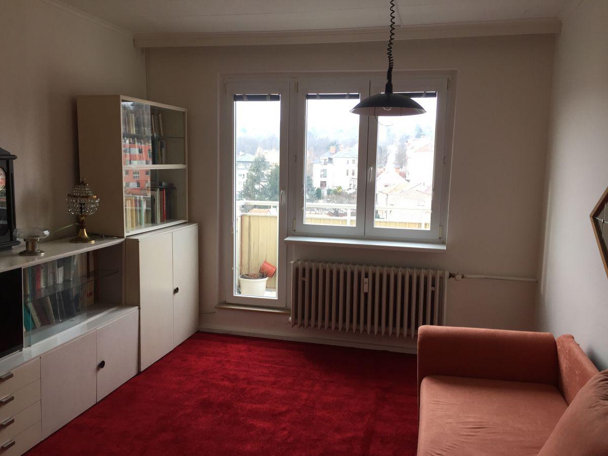 byt 2+1 pronájem, Vídenská Brno