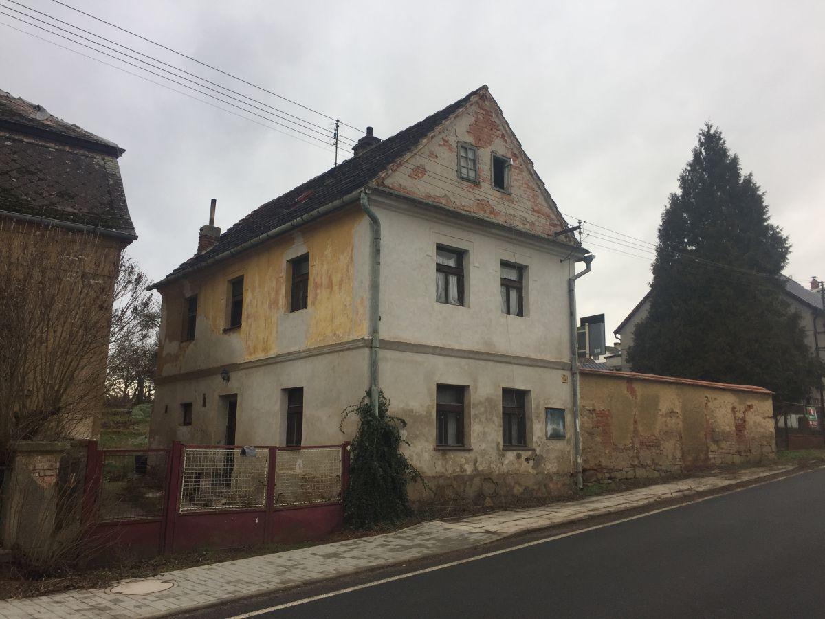 Rodinný dům Kolešov 15