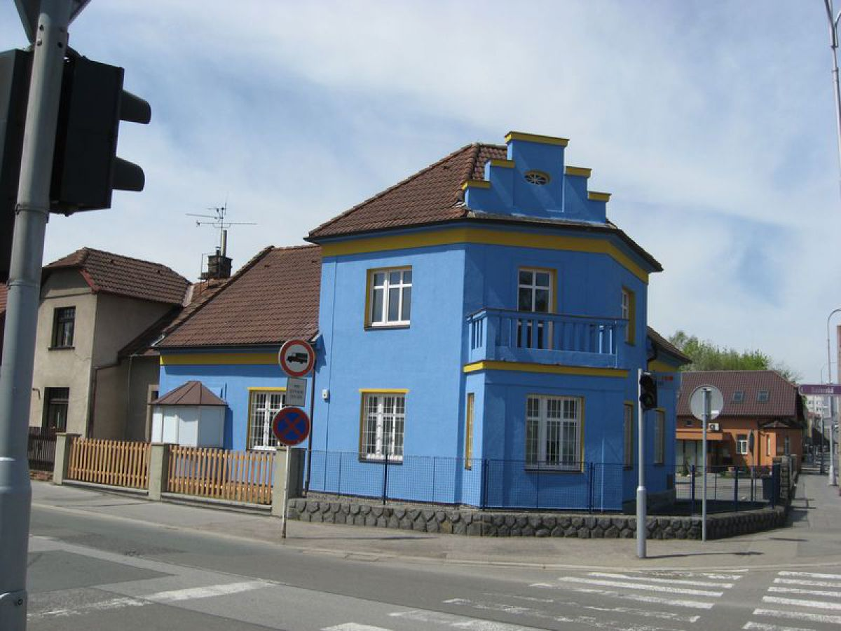 Nabídka pronájmu komerčního objektu v Hradci Králové