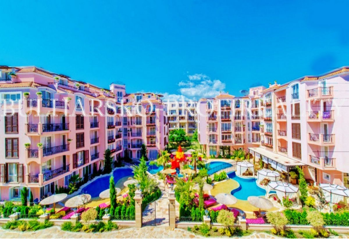Bulharsko 2kk Sluneční pobřeží