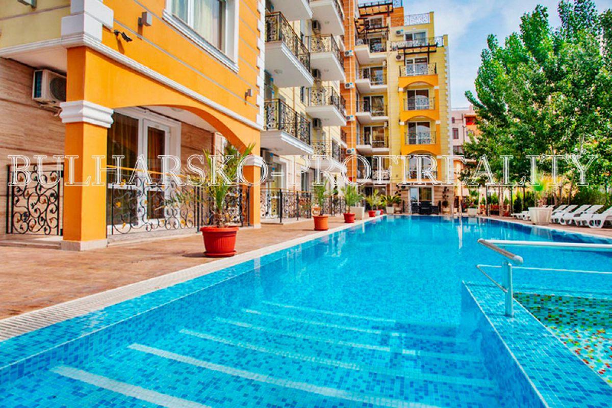 luxusní 2kk v Bulharsku