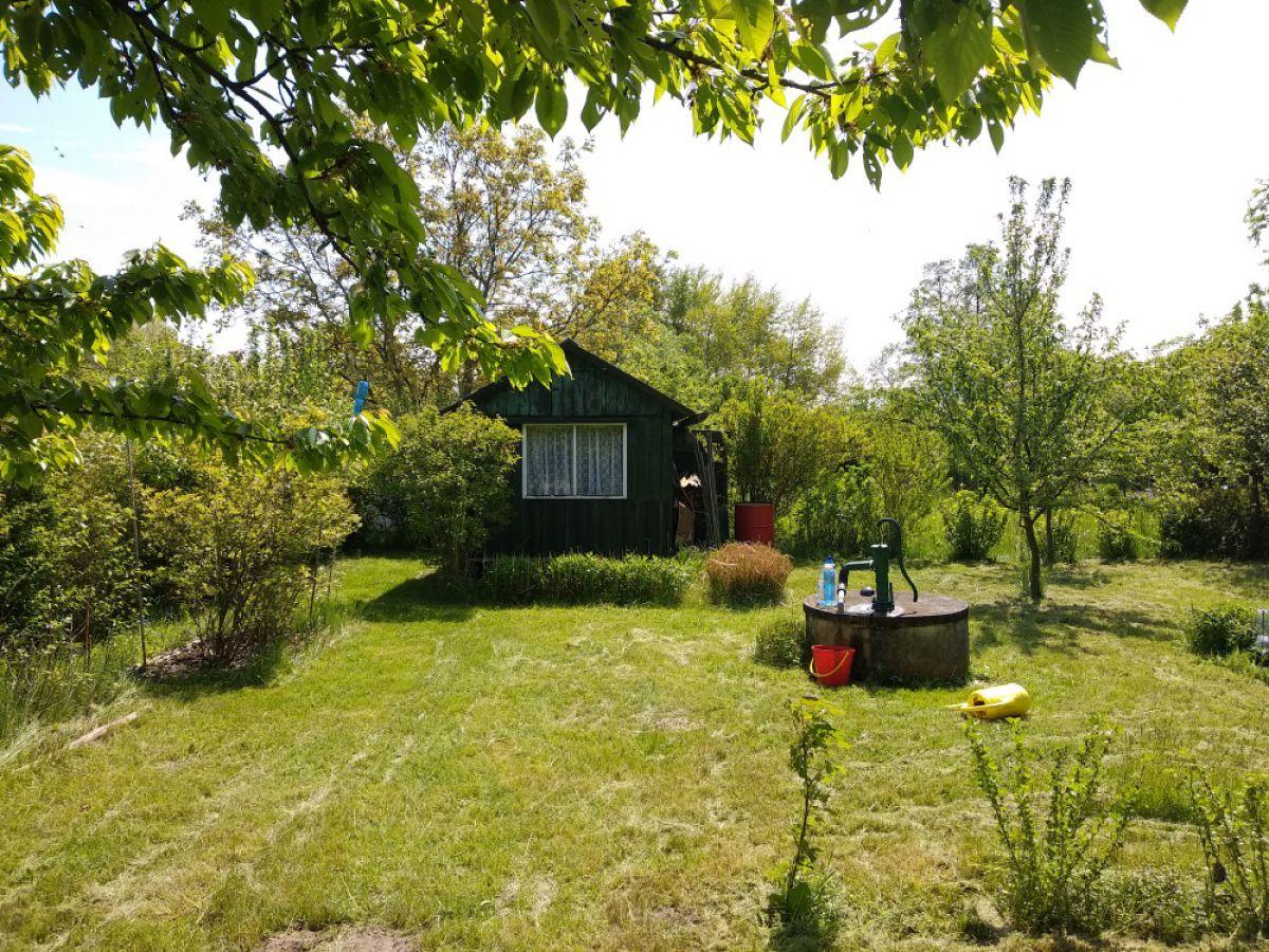 Zahrada - Lomnice nad Lužnicí