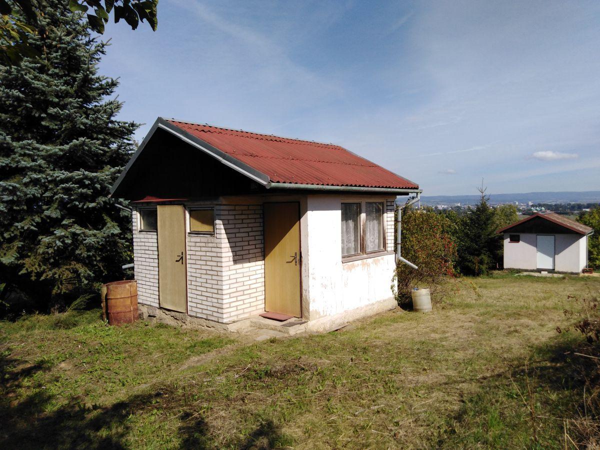 Prodej zahradní chatky (15m2) v Olomouci, Slavonín