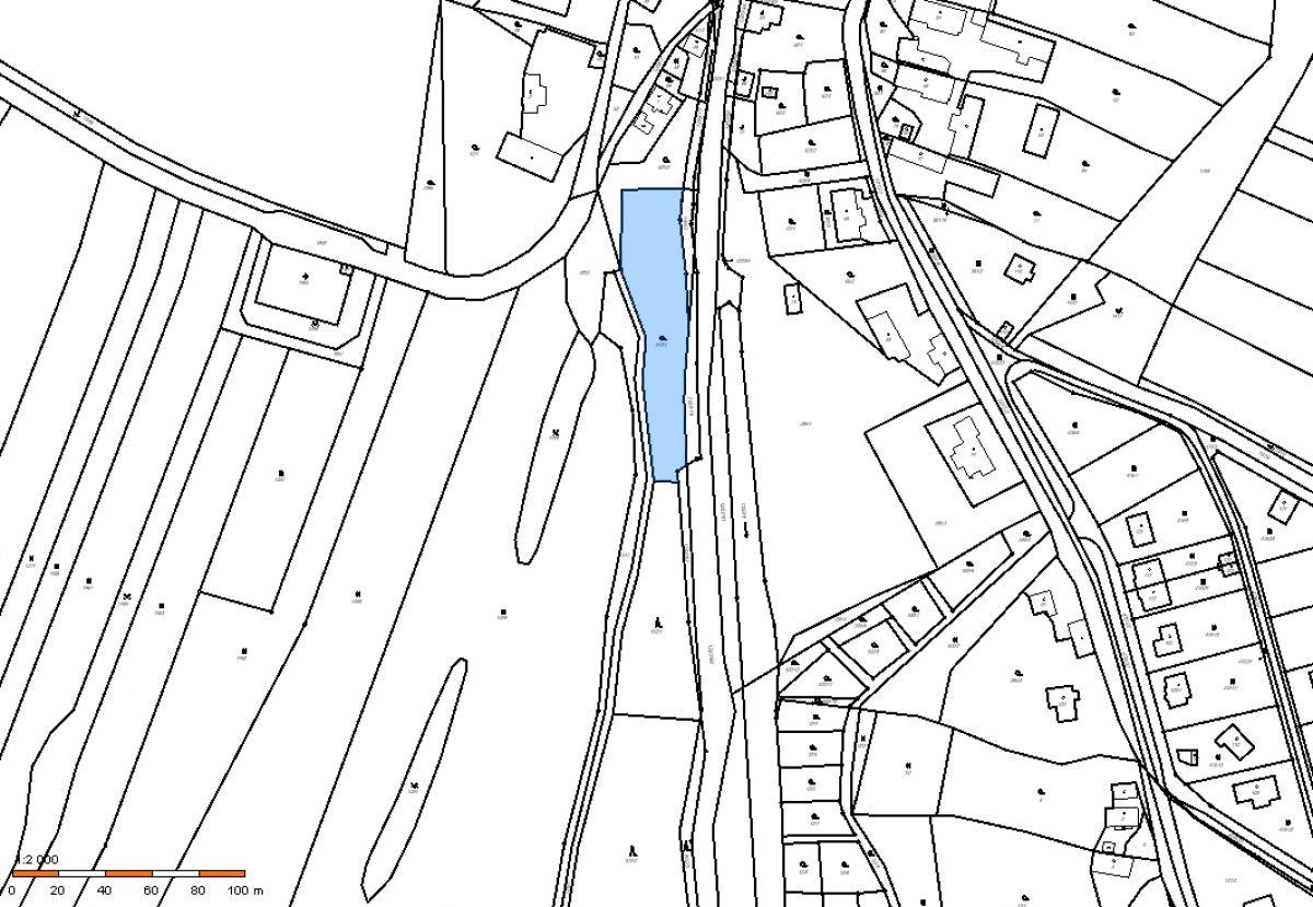 Prodej pozemku 2501m2 - Lipina u Šternberka