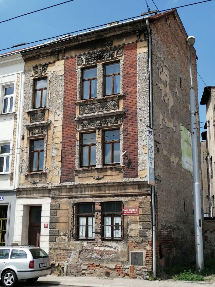Prodej bytového domu