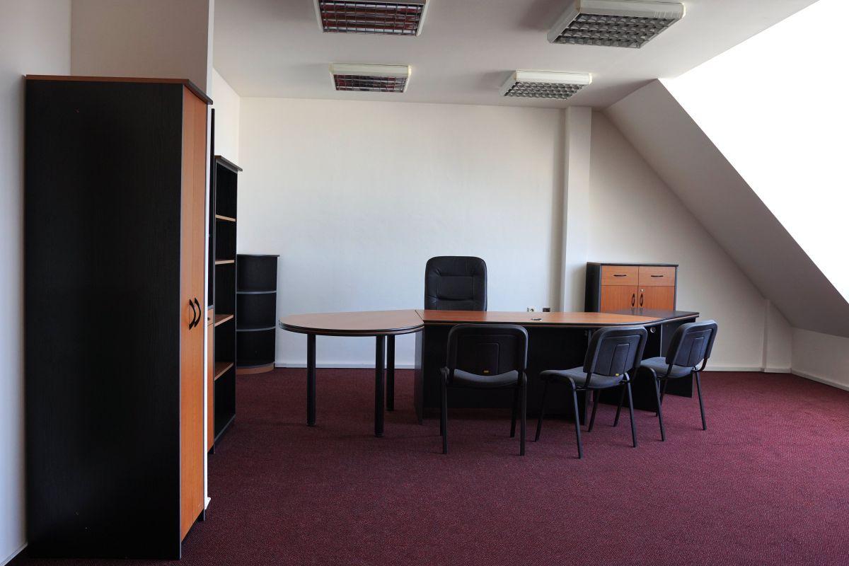 Kanceláře Brandlova ulice