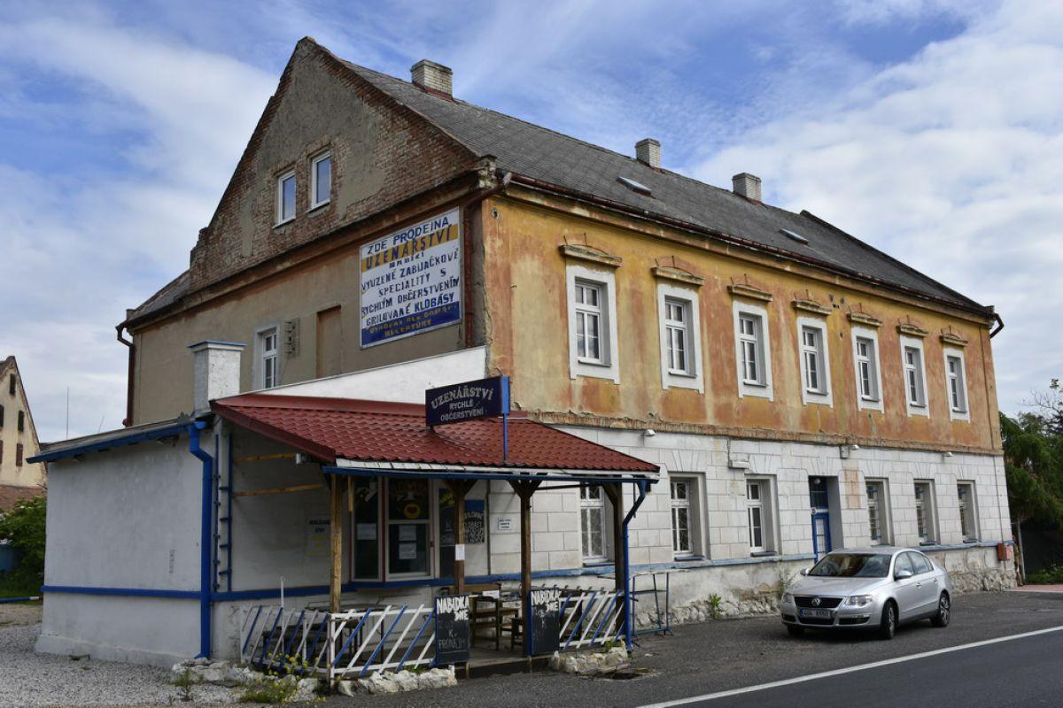 Prodám dům v Radíčevsi
