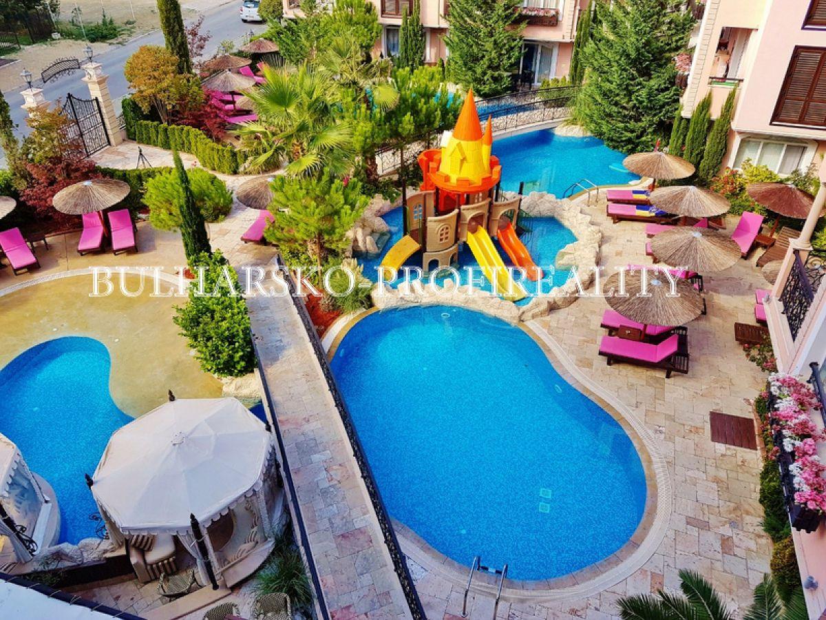 Bulharsko-pěkný apartmán 45 900 €