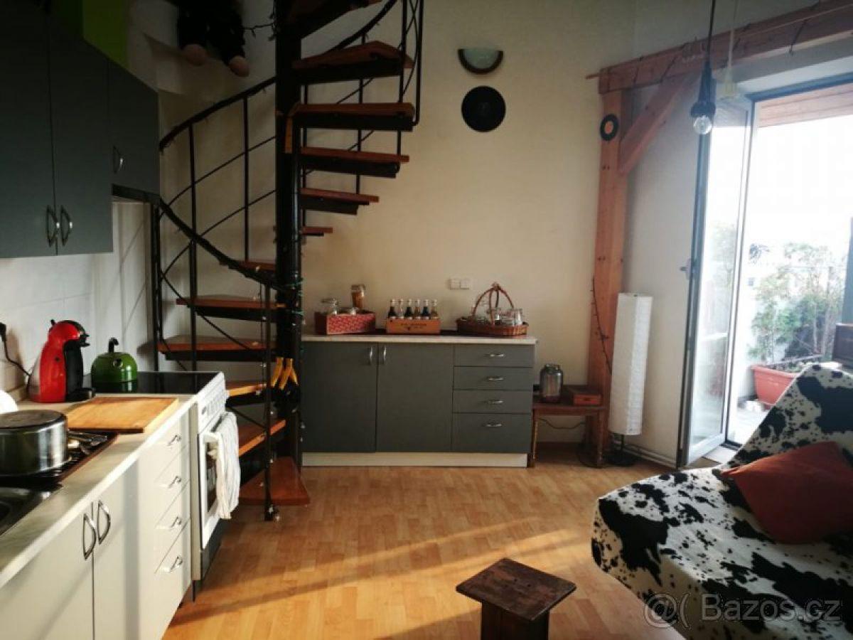 Mezonetový byt 3+kk