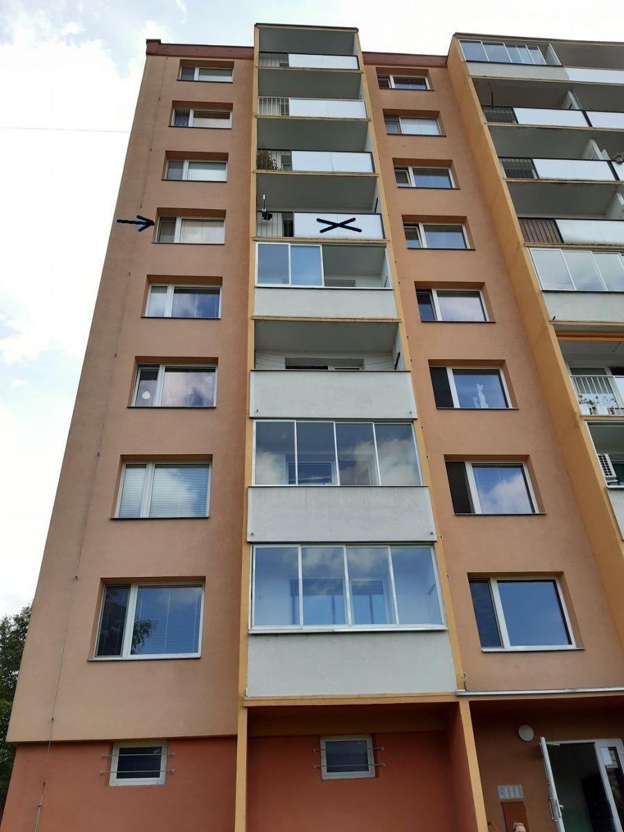 Prodej 3+1 (72m2) v OS, Olomouc-Holice