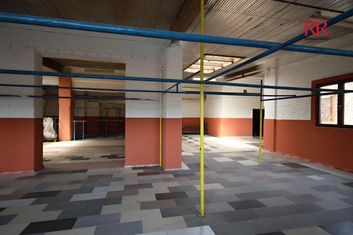 Pronájem skladu v Plzni na Jateční ulici 600 m2