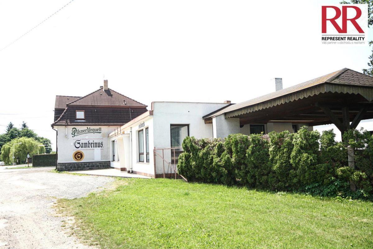Prodej komerční nemovitosti 1 456 m² ve Šťáhlavech u Plzně