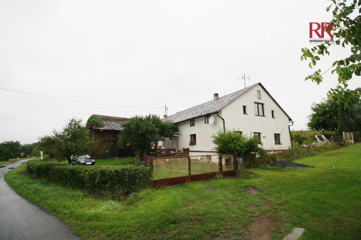 Prodej rekonstruovaného RD v k.ú.Všeruby u Domažlic