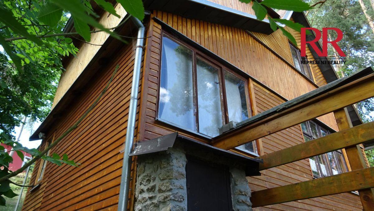 Prodej chaty na Hracholuské přehradě