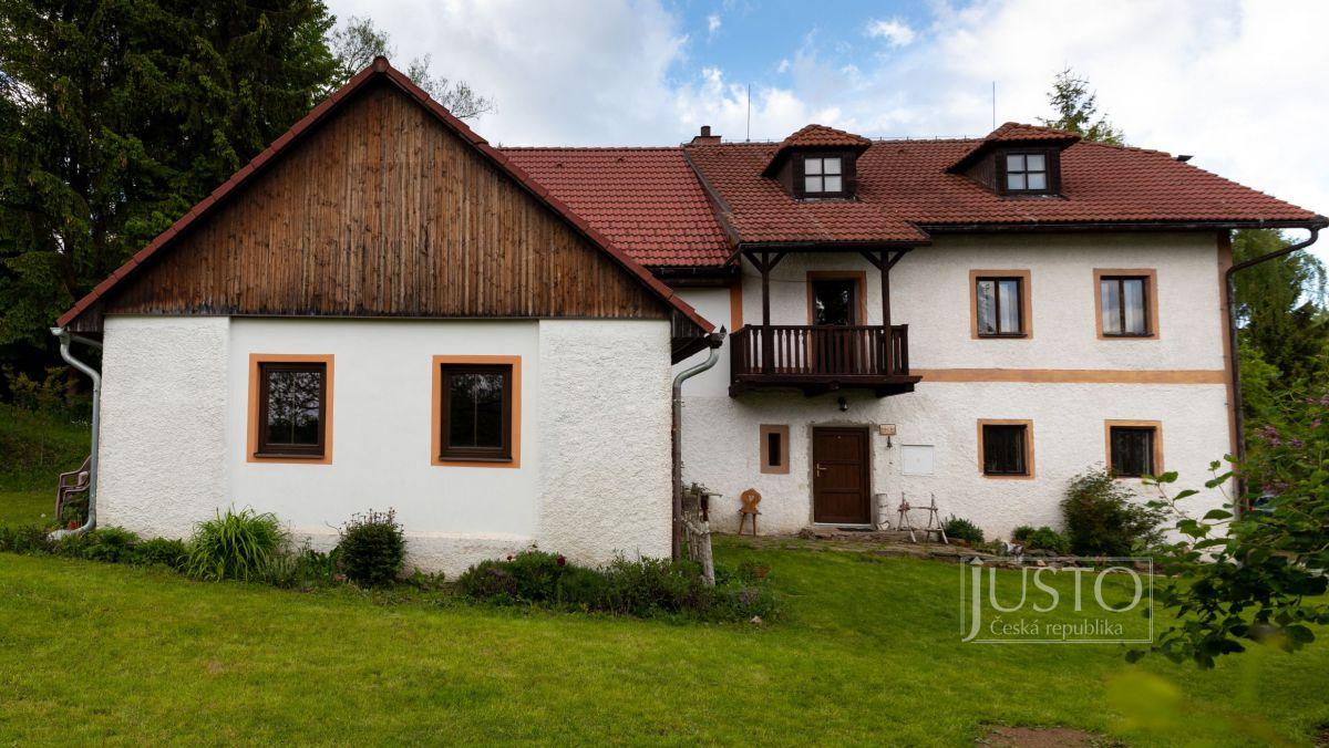 Prodej RD, 260 m², Blatná (u Frymburku) - Svatonina Lhota
