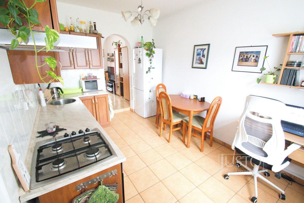Prodej bytu 1+1, 41 m², České Budějovice - Havlíčkova kolonie