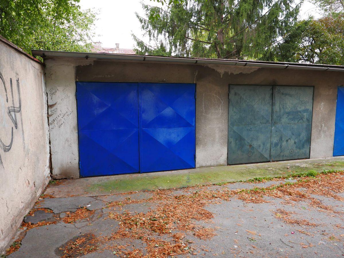 Prodej garáže Mladá Boleslav