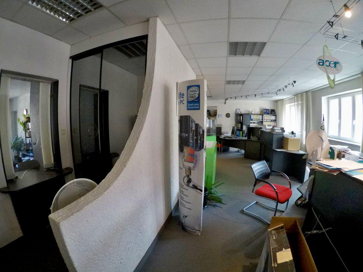 Kancelářské a skladovací prostory