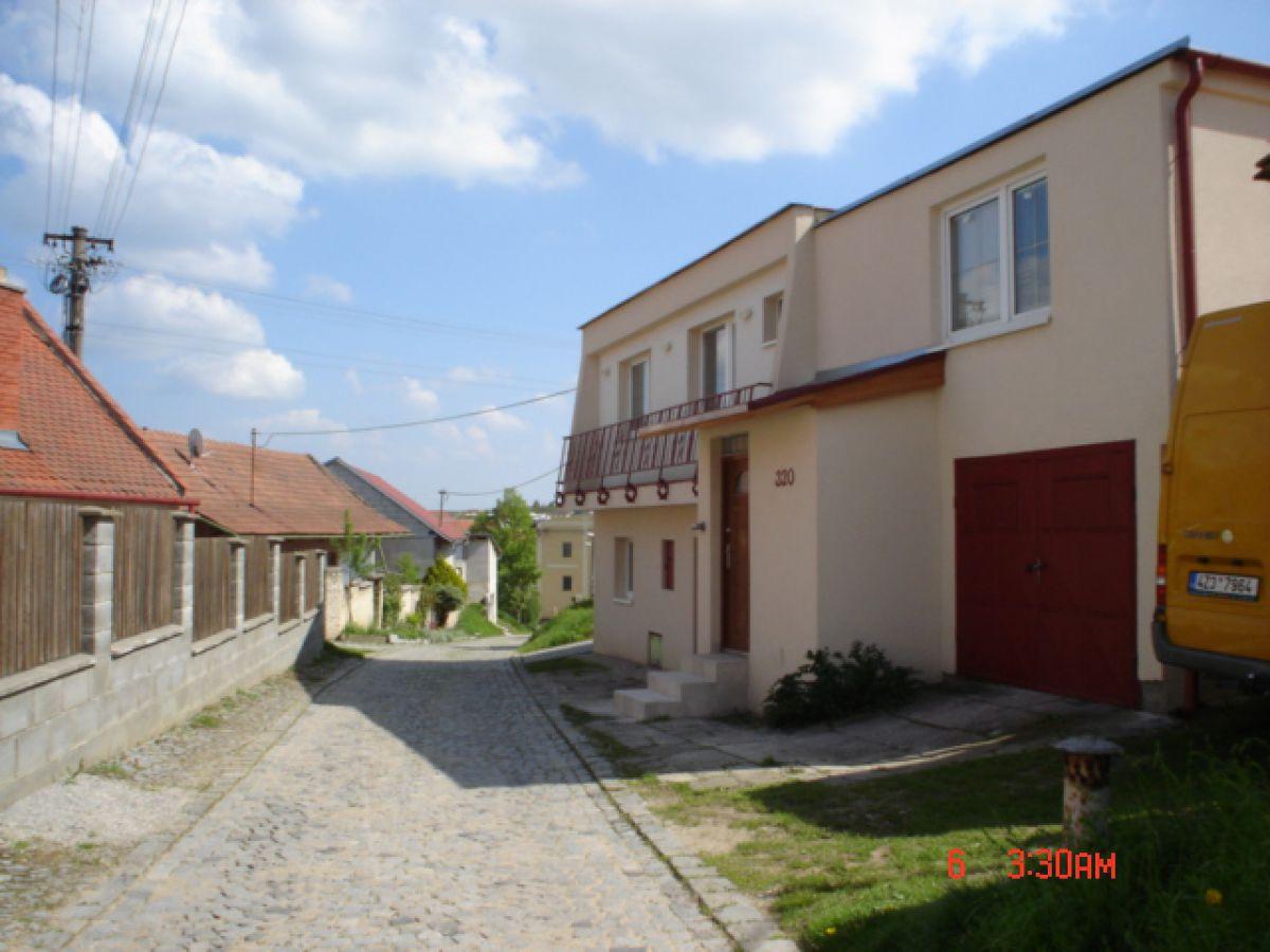 Čejkovice dům-penzion