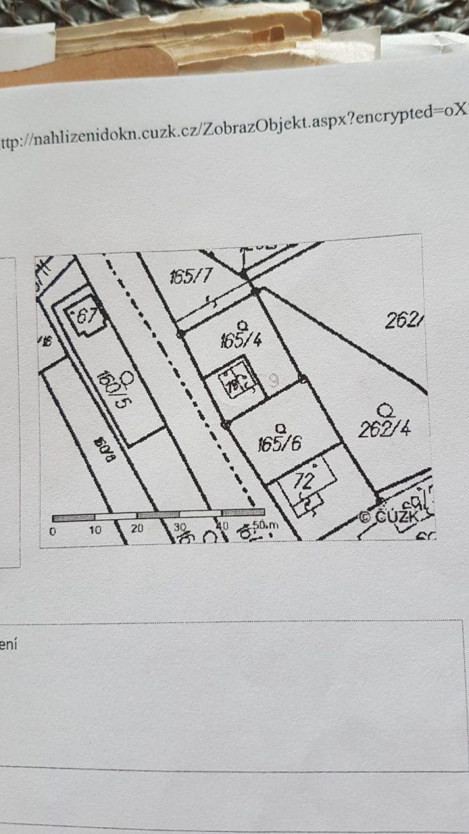 Prodej parcel