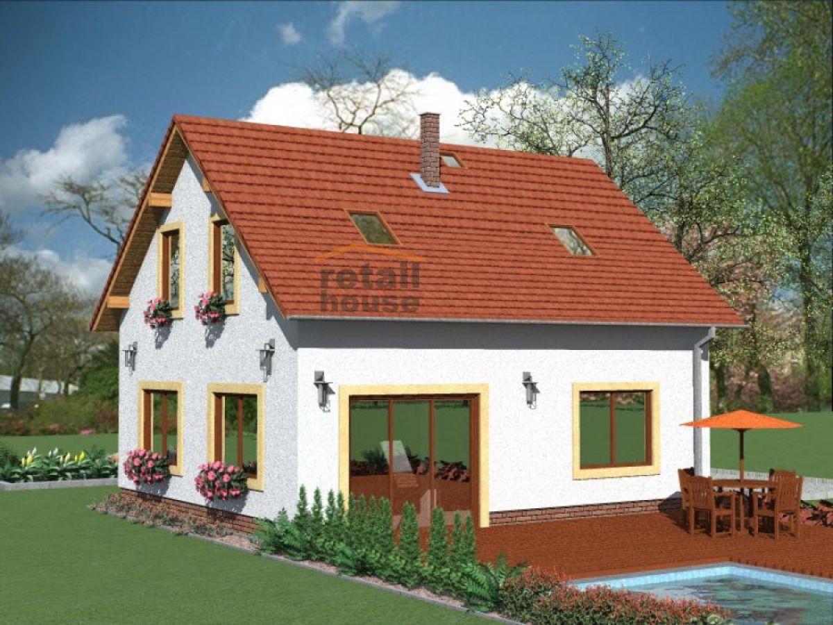 Rodinný dům Pegas, 5+kk, 89 m2