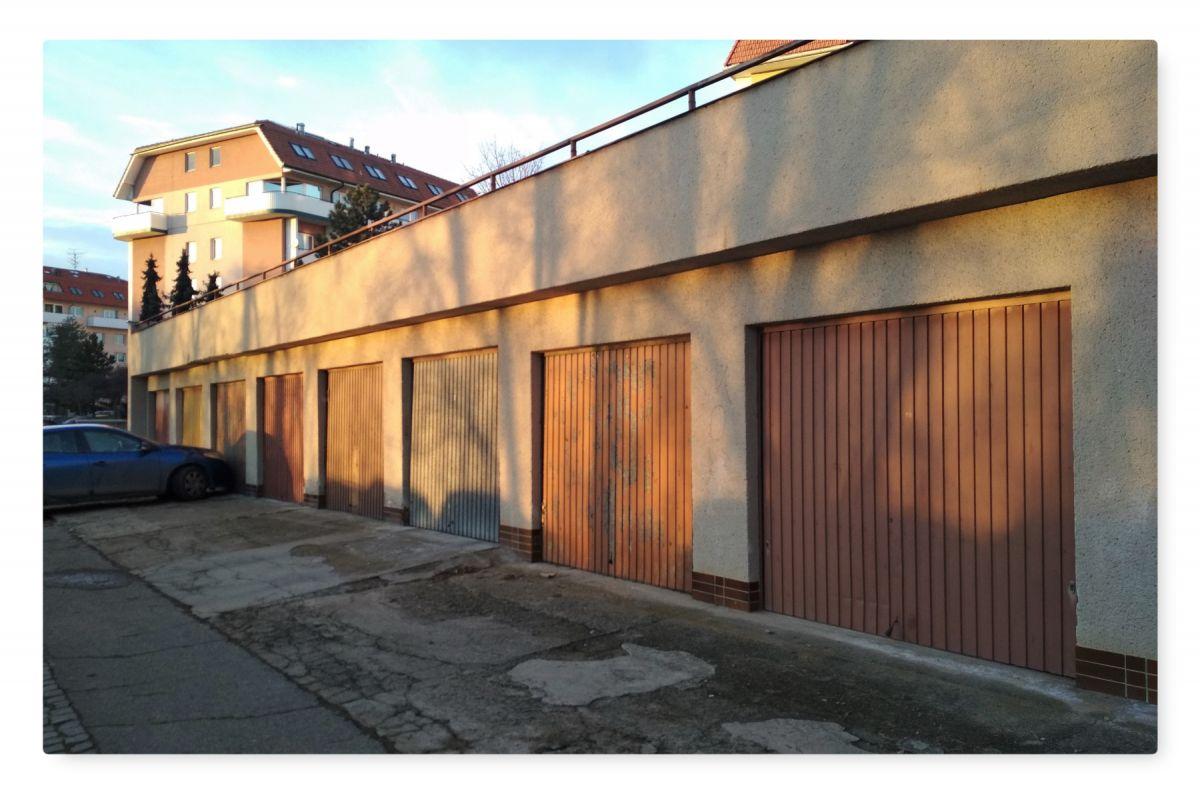 Pronájem garáže - Kohoutovice