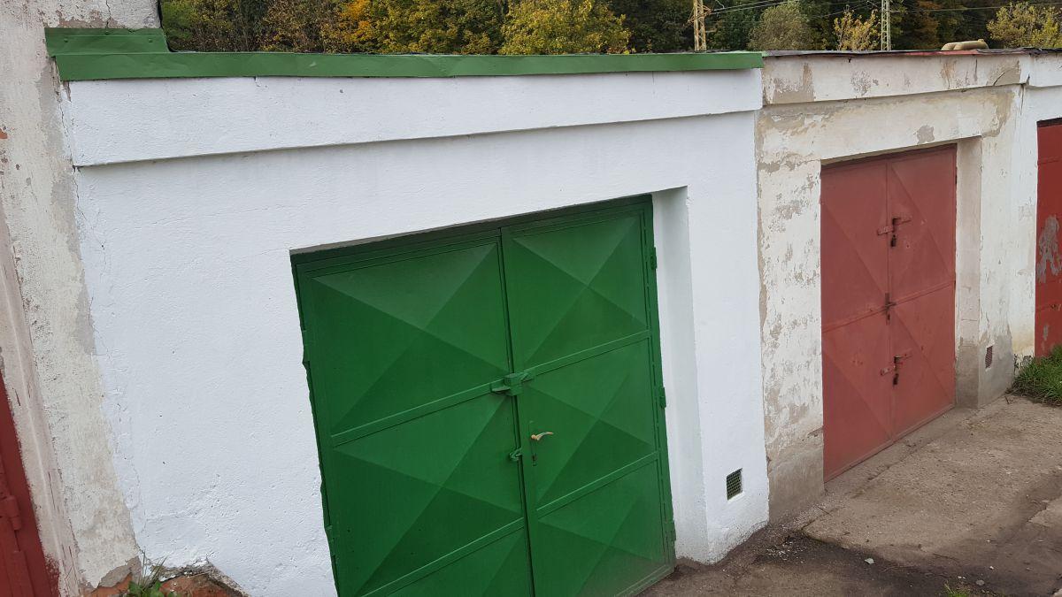 Prodám garáž v Mostě Čepirohy