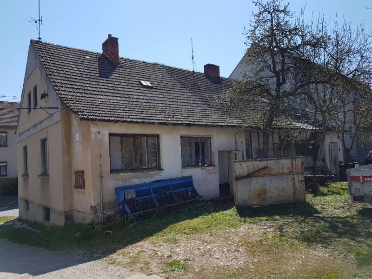 Prodej 2 RD Třebíč - Týn ul. Táborská