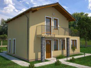 Dům Panda Elegant, 6+kk, 120 m2 6