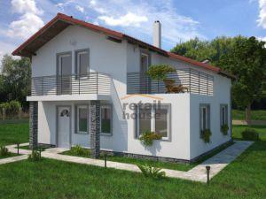 Dům Panda Elegant, 6+kk, 120 m2 1