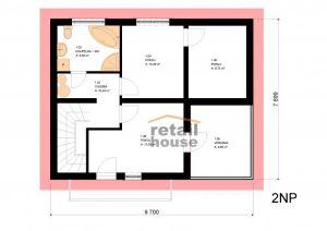 Dům Panda Elegant, 6+kk, 120 m2 10