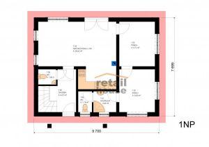 Dům Panda Elegant, 6+kk, 120 m2 9