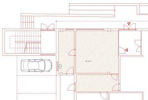 Obchodní prostor 65m2, Libochovice 1