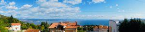 Apartmán se zahradou, bazénem a garáží - Opatija, Chorvatsko 10