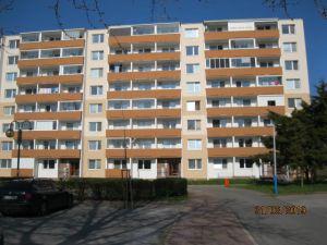 Pronájem bytu 2+1 54 m²ulice Slovácká, Břeclav  1